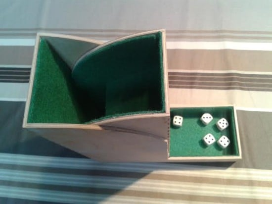 dice tower 5