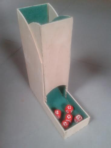 dice tower 6