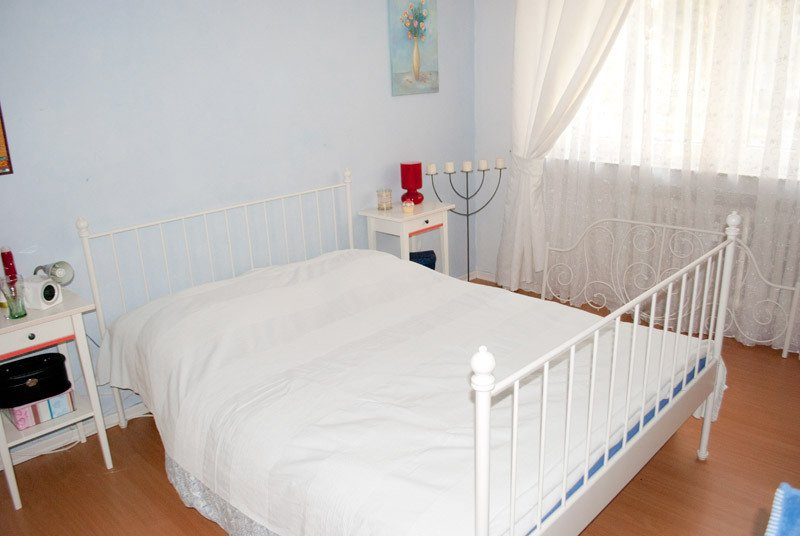 Metal Bed Frame Without Bedskirt