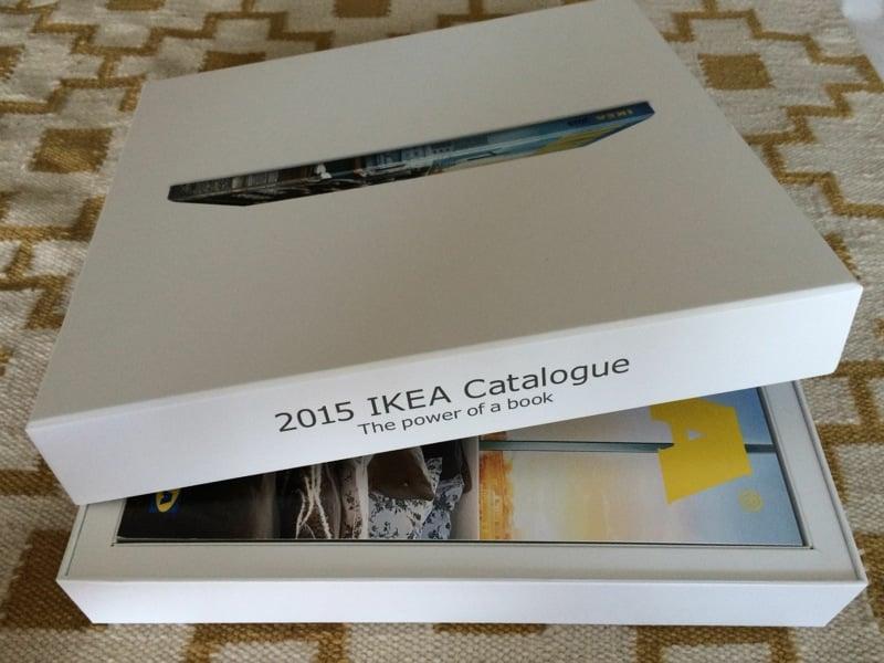 Unboxing The 2015 Ikea Catalog Ikea Hackers Ikea Hackers