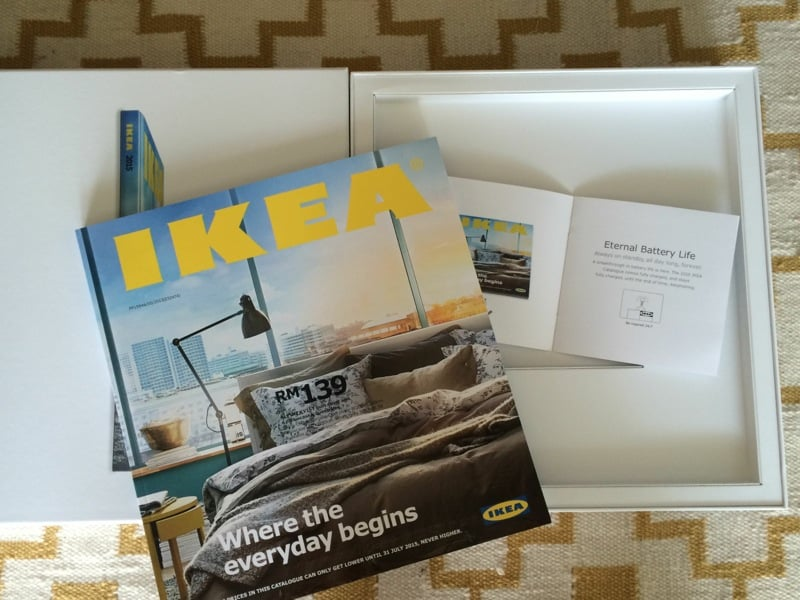 Unboxing The 2015 Ikea Catalog Ikea Hackers Ikea Hackers