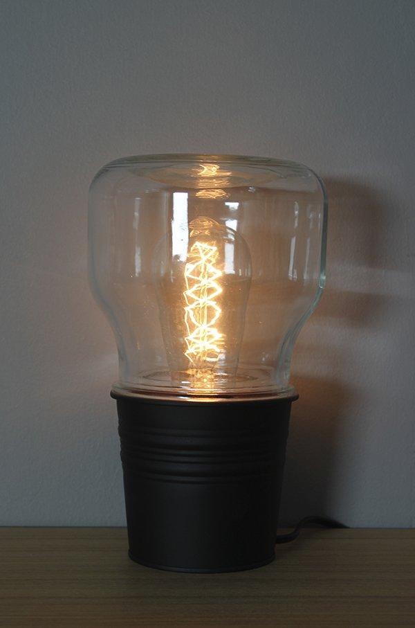 Industriele wandlamp ikea mu 51 blessingbox for Wandlamp woonkamer