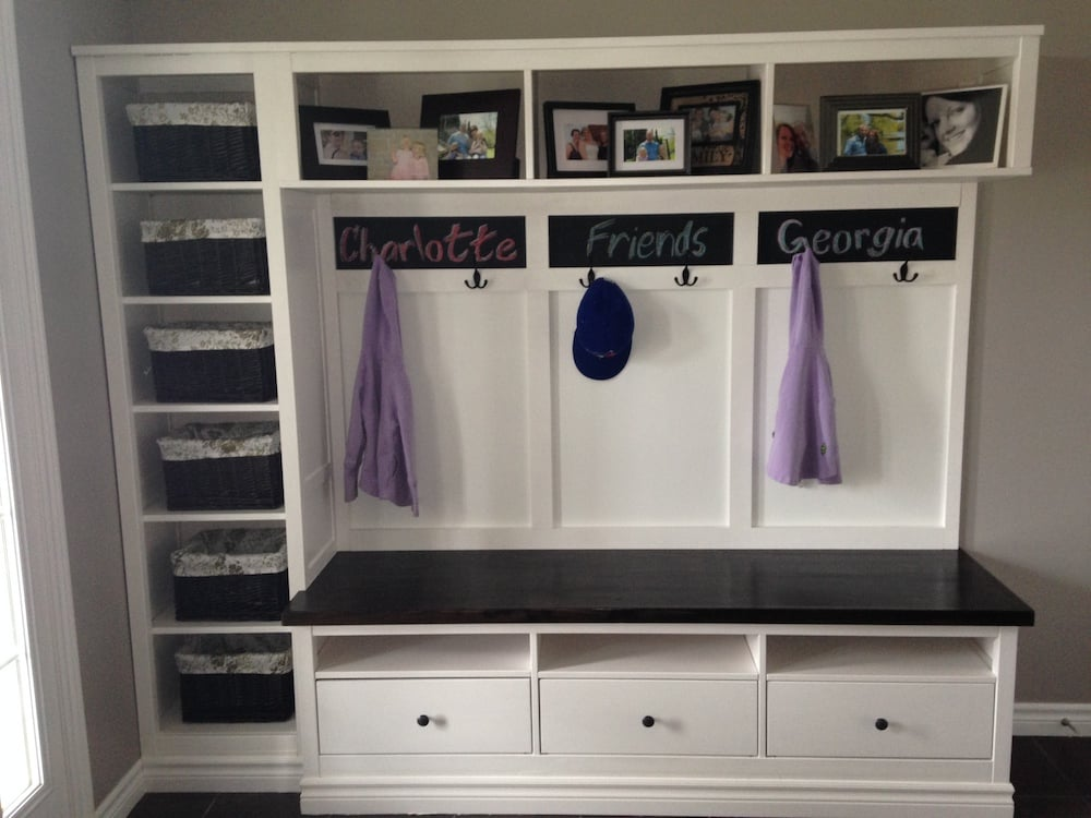 Marvelous Hemnes Entryway Hack