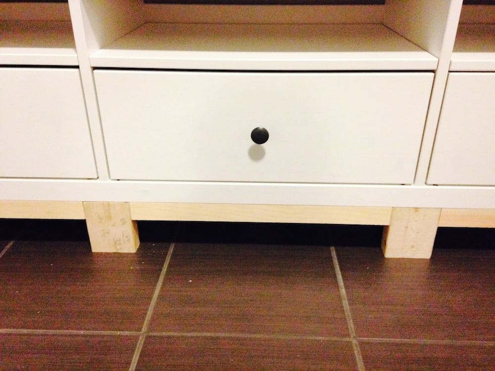 Hemnes entryway hack ikea hackers bloglovin Ikea hacking