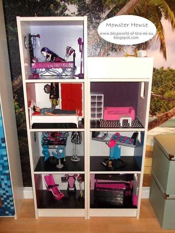 dolls house furniture ikea. 1 ikea hack billy dolls house furniture ikea d