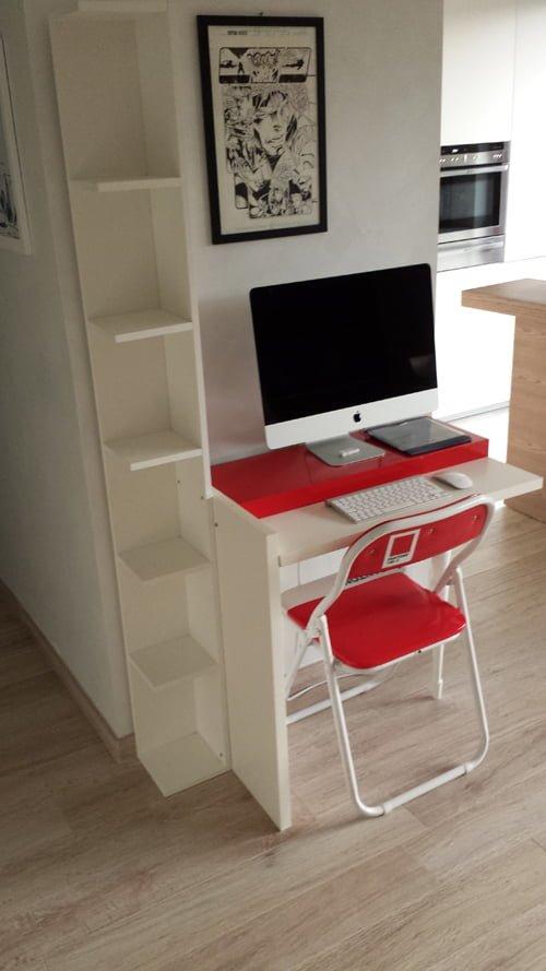 Mixed ikea mac desk ikea hackers for Ikea 3d mac
