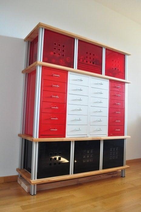 A Helmer Lekman Cupboard Ikea Hackers