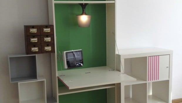 Ikea Billy Desk Quot Schwabinger 12 Quot From Saustarkdesign