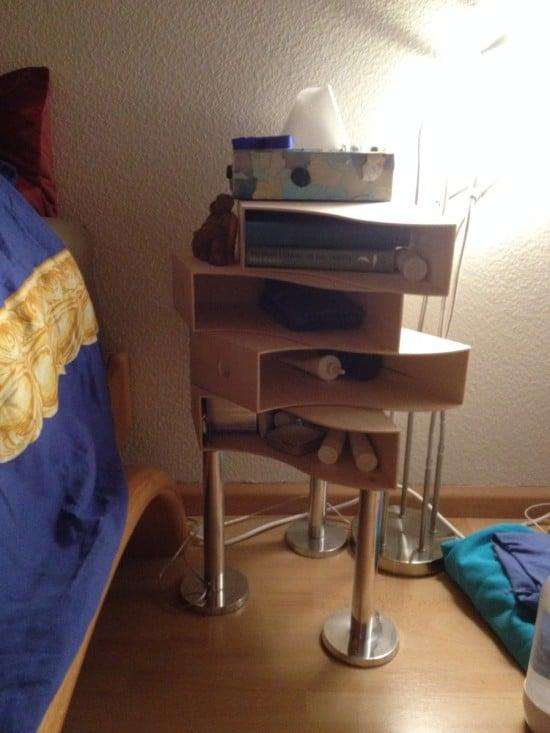 bedsite cabinet