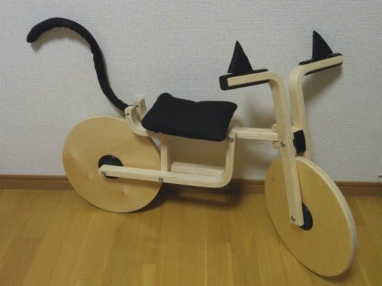 Cat Draisienne A Hack Of The Ikea Frosta Stool Ikea