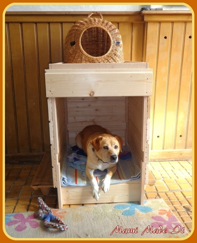 Delightful Turn Sniglar Diaper Changing Table Into A Doghouse