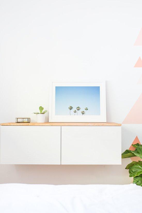 besta floating credenza ikea hackers. Black Bedroom Furniture Sets. Home Design Ideas