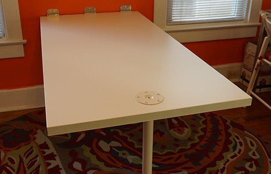 Folding Whiteboard Work Table Ikea Hackers Ikea Hackers