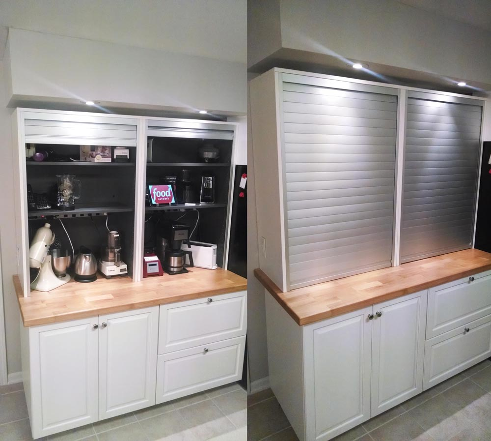 The Mother Of Appliance Garages Ikea Hackers
