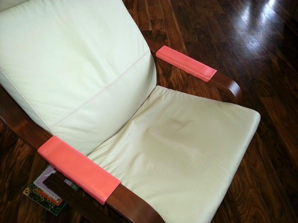 POÄNG armrest cushion