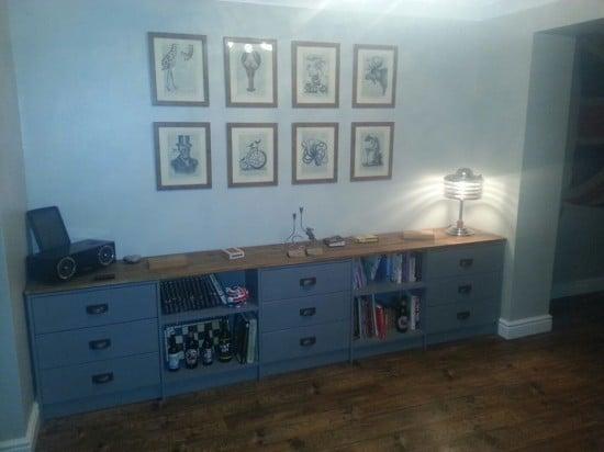 triple rast sideboard ikea hackers ikea hackers. Black Bedroom Furniture Sets. Home Design Ideas
