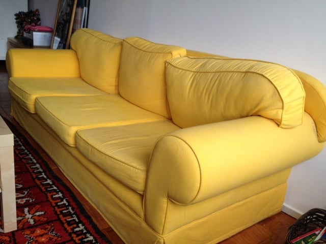 Hackers hep Help in identifying couch IKEA Hackers : Cabus yellow couch from www.ikeahackers.net size 640 x 480 jpeg 104kB