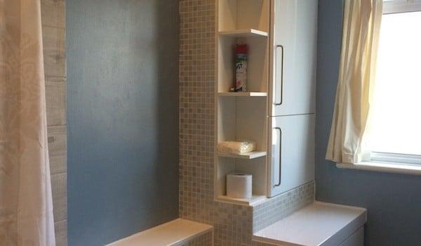 Boiler And Washing Machine Housing Make Over Ikea