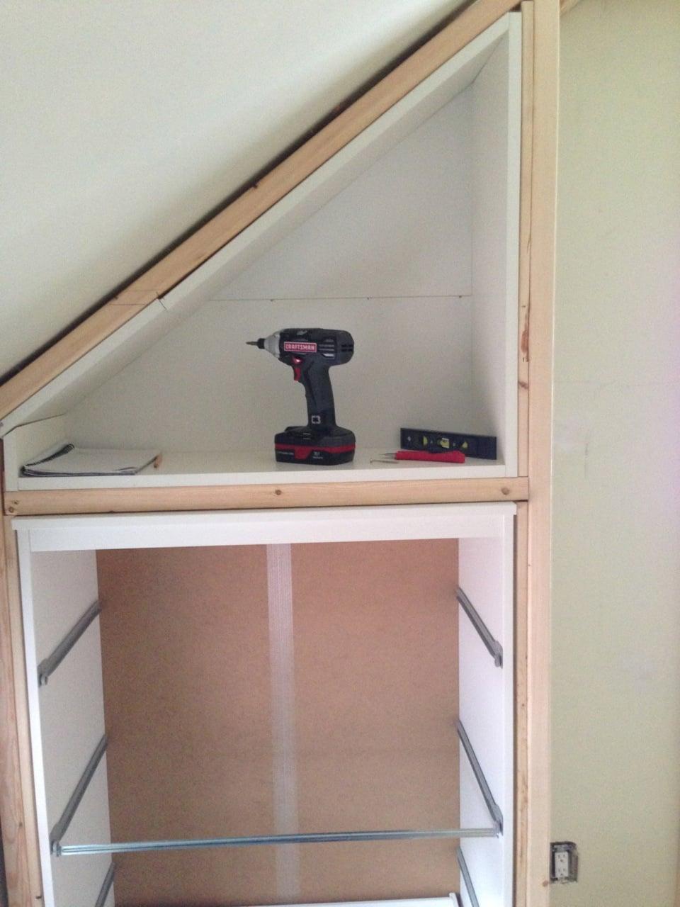 Built In Dresser For Nursery Ikea Hackers