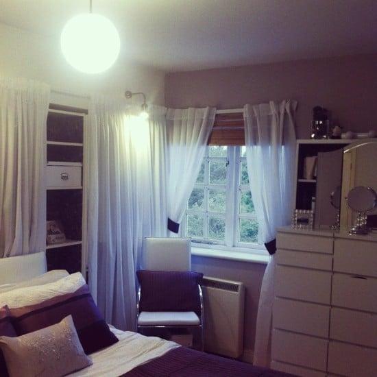 Small Bedroom Big Heart And Lots Of Storage Ikea Hackers Ikea Hackers