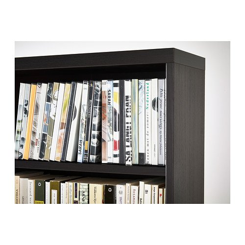 Hackers Help Will My Dvds Fit In This Besta Shelving Unit If I Add Doors To It