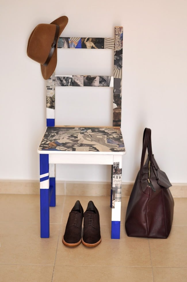 New Face To Ivar Chair Ikea Hackers