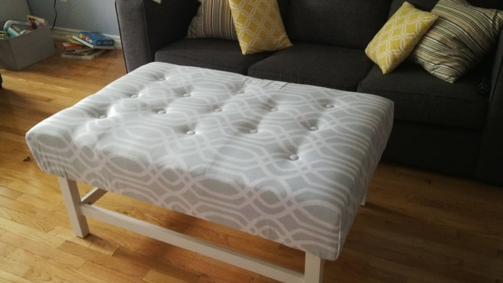 Astonishing Hemnes Coffee Table Turned Ottoman Ikea Hackers Ocoug Best Dining Table And Chair Ideas Images Ocougorg