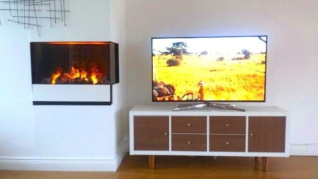kallax tv stand