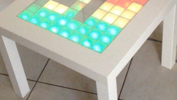 led table2