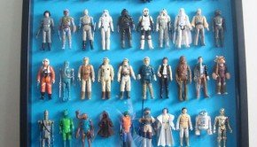 Display Star Wars figures or any figures