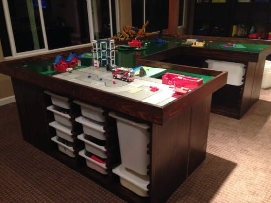 Large LEGO Table