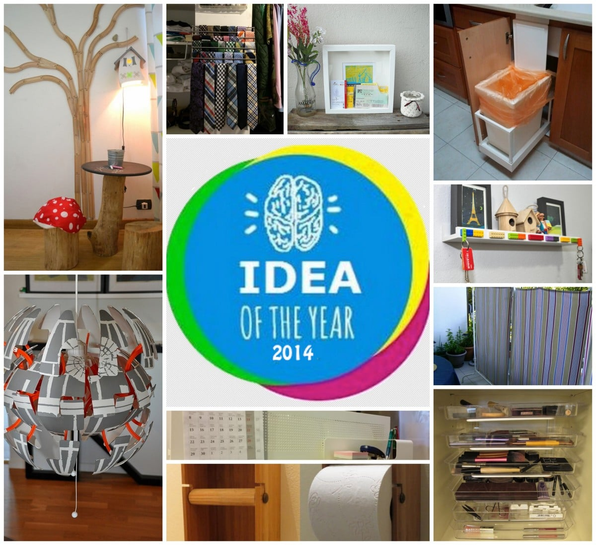 Ikea idea of the year 2015 vote for the best for Ikea ideas