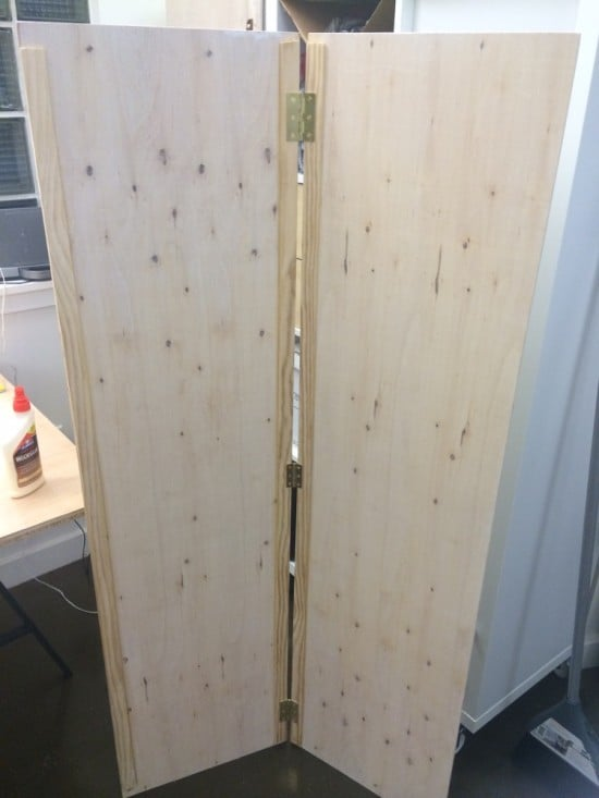 How to add doors to KALLAX Craft Cabinet