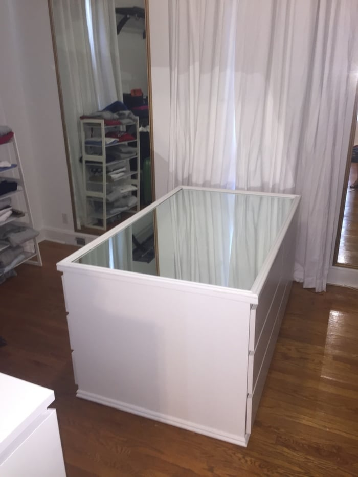 Nice Mirrored Dresser Ikea Part - 11: IKEA Hackers