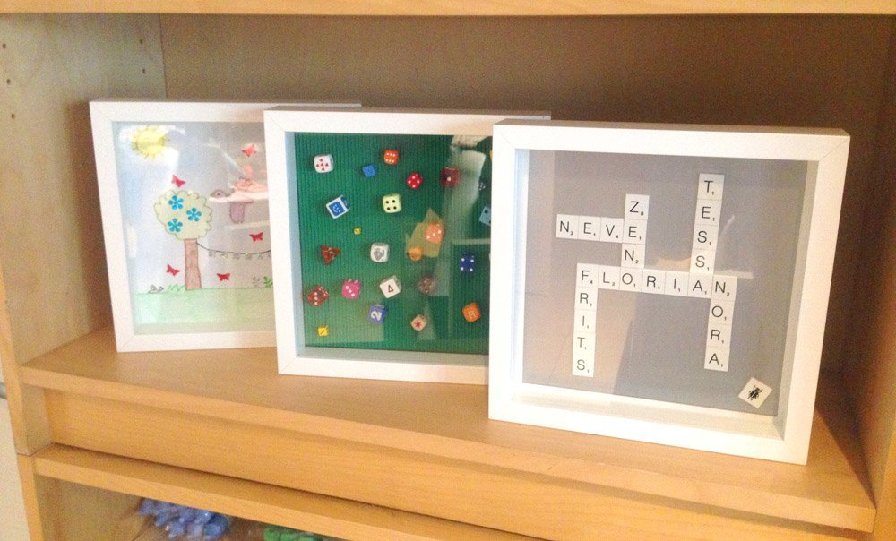 Personalised Presents With Ribba Frames Ikea Hackers