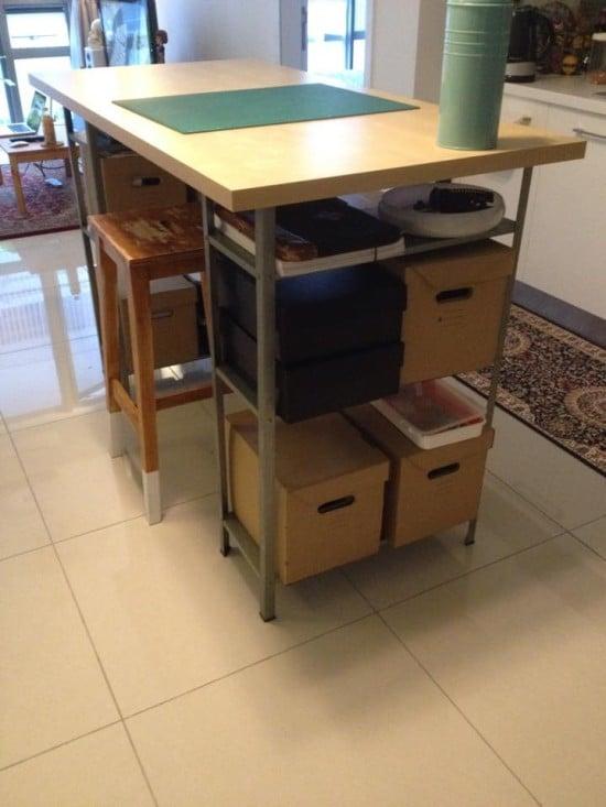 Hyllis Working/Dining Table