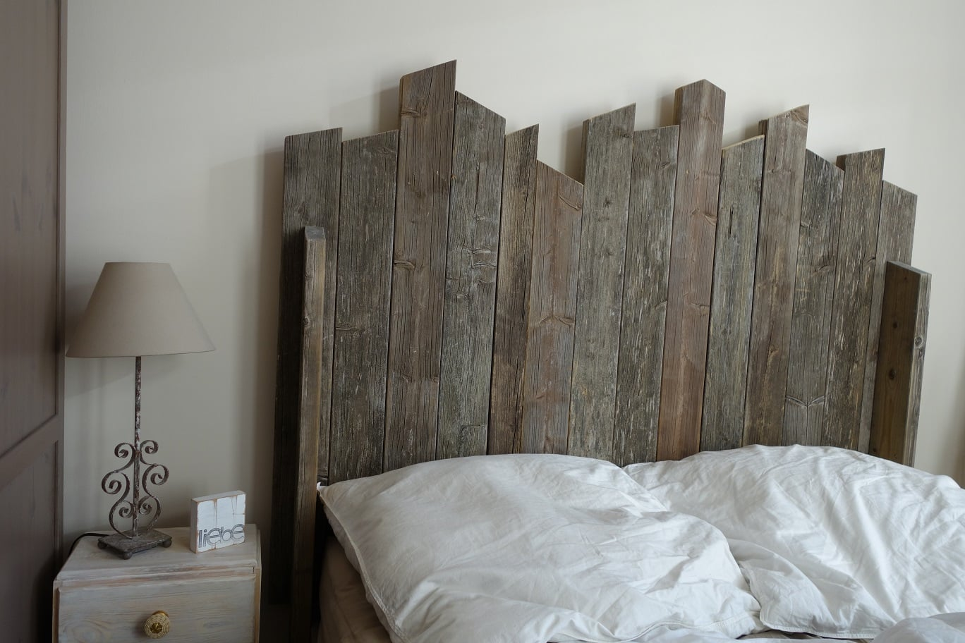 A New Headboard For Rykene Ikea Hackers Ikea Hackers