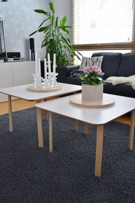 From Kitchen Stool To Sofa Tables Ikea Hackers