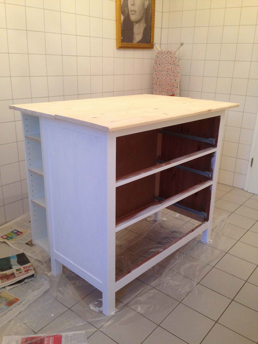 Ikea Hemnes As Changing Table u2013 Nazarm com