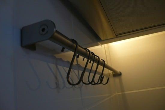 GRUNDTAL in nano kitchen