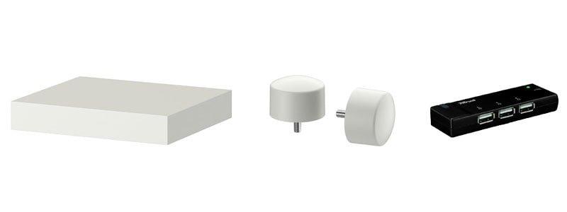 Custom_Stand_LACK_Ikea_Materials