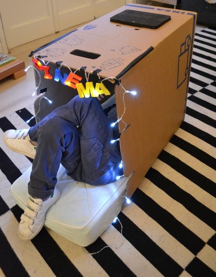 IKEA Box Cinema Hackers