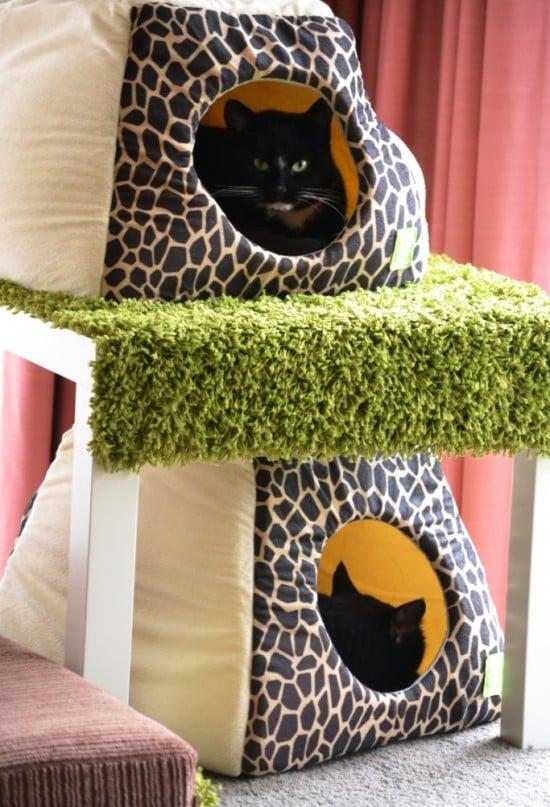 Kitty window lounger