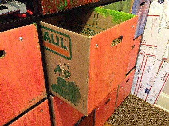 uhaul boxes for ikea expedit