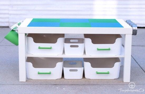 Modern Lego Table