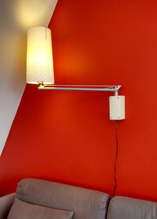 IKEA Samtid wall lamp