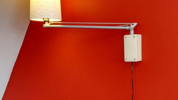 Ikea Samtid Wall Lamp Ikea Hackers