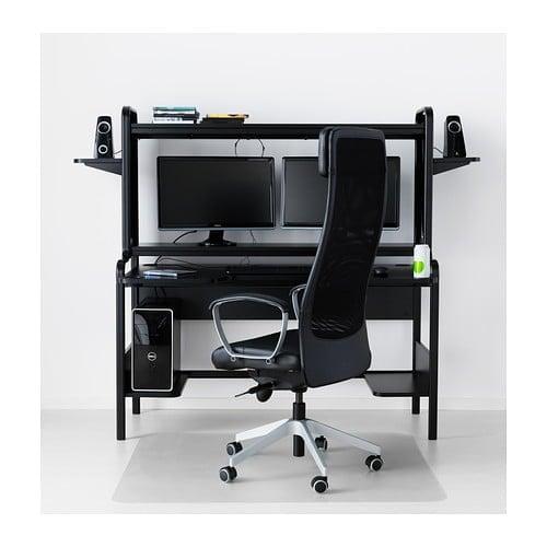 ikea fredde desk