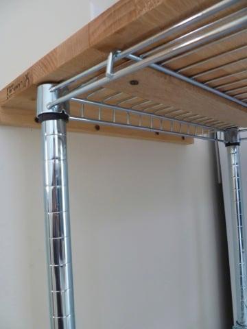 Small Kitchen Counter and Storage - IKEA Hackers - IKEA Hackers