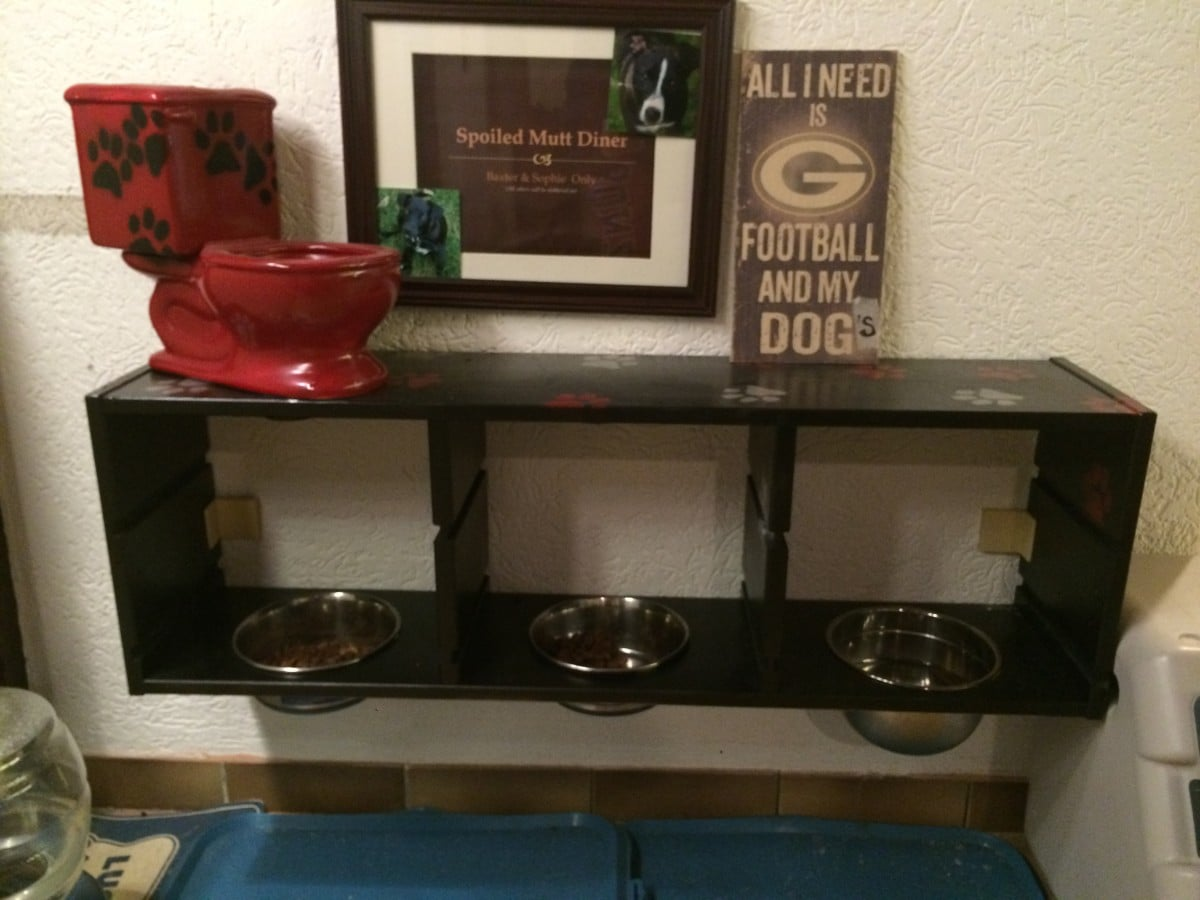 dog crate and bedside table - ikea hackers - ikea hackers